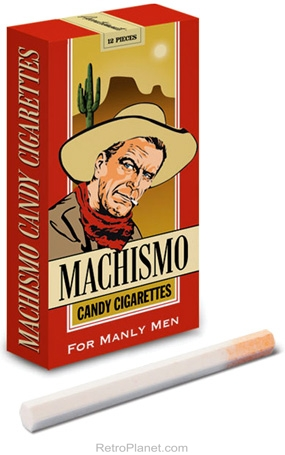 Candy Cigarettes: Machismo