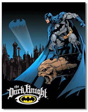Batman Retro Movie The Dark Knight