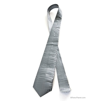 Duct Tape Novelty Tie