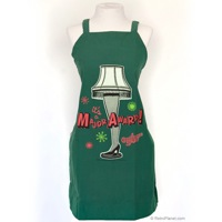 A Christmas Story Movie Apron