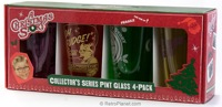 A Christmas Story Movie Pub Glasses