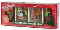 A Christmas Story Collectibles Glass Set