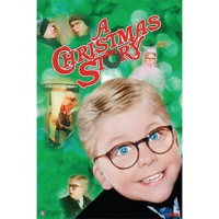 A Christmas Story Movie Poster Christmas Gift Idea