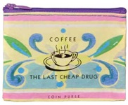 Saving For Coffee Change Purse