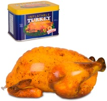 A Christmas Gift Idea Inflatable Turkey