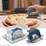 Table Saw Pizza Cutter