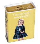 Saving For Therapy Novelty Bank