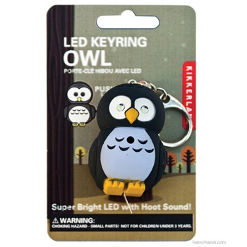 Adorable Owl Key Chain