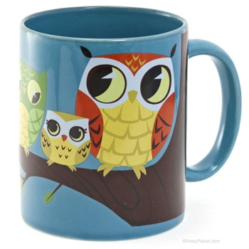 Awesome Owls Mug