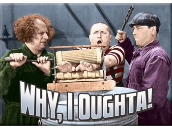Three Stooges Movie Quotes
