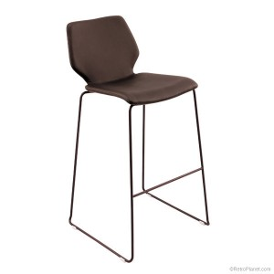 Orson Stool in Brown