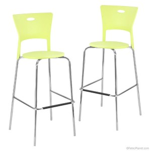 Mimi Lime Green Stool