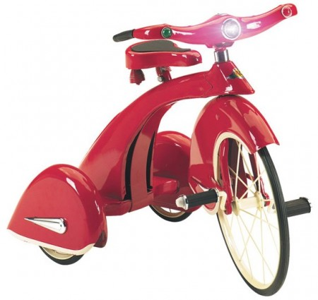 Airflow Red Sky King-Style Trike