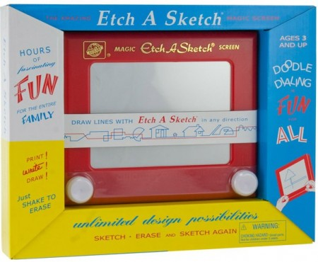 Etch A Sketch in Classic Packaging