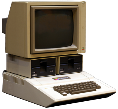The First Apple II Computer