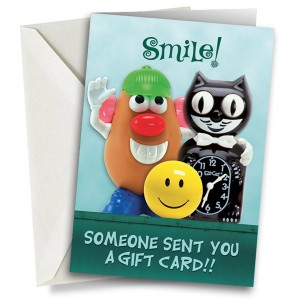 Smile Card & Envelope