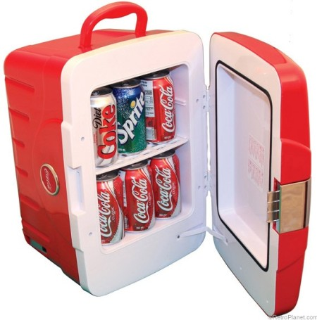 Coke Cooler & Fridge