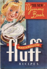 Marshmallow Fluff Yummy Book