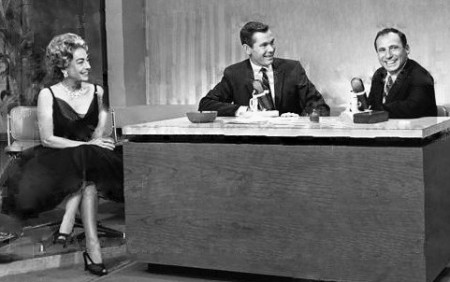 Joan Crawford on The Tonight Show (1962)
