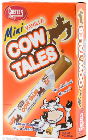 Mini Cow Tales Candy
