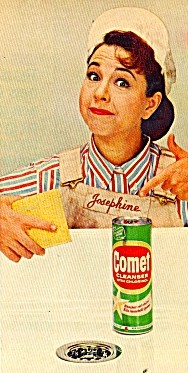 Image of Josephine the Plumber for Comet