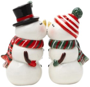 Mr. & Mrs. Snowman Shakers