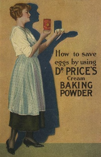 Dr. Price's Cream Baking Powder Ad 1930s