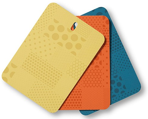 Formica Halftone Collection