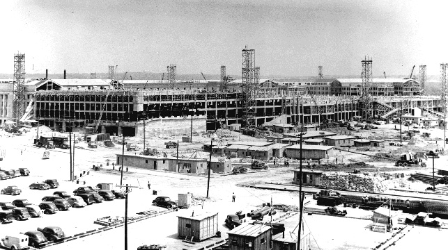 1941 Construction of the Pentagon