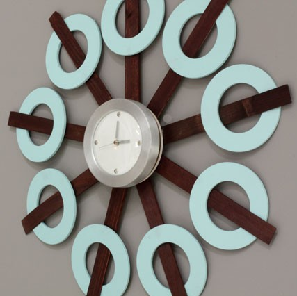Image of finished clock