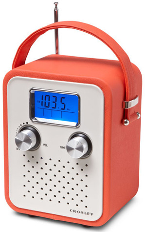 Image of Crosley Songbird Radio