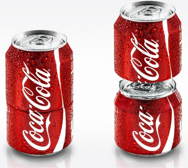 Shareable Coke Can