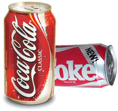 Image of Coke Cans