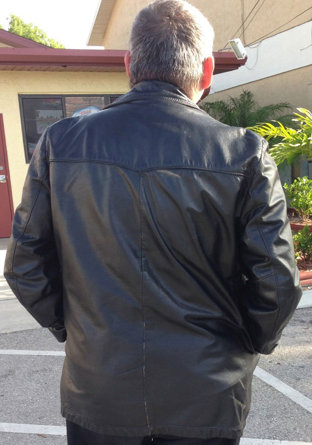Leather Jacket from the Late '70s