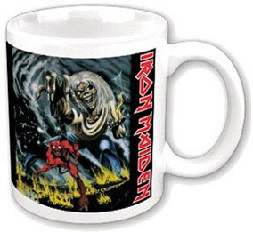 Iron Maiden Number of the Beast Mug