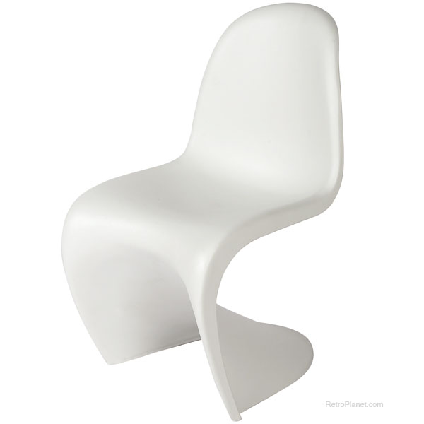 Mod White Panton Chair