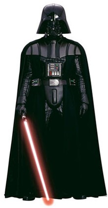 Star Wars Darth Vader Wall Decal