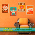 Southern Sayings Wall Decals