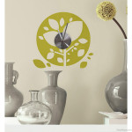 Amazon Forest Clock Wall Decal Decorating