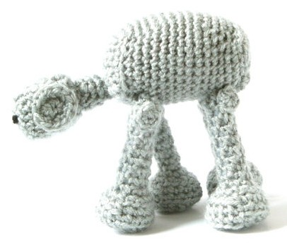 Crochet Amigurumi Pattern - Star Wars AT AT