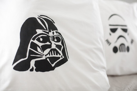 Darth Vader Pillowcase