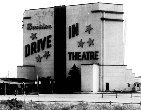 Sunrise Drive-In Theatre