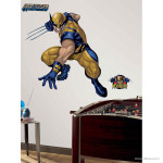 Giant Wolverine Wall Decal