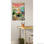 Fantastic Four Cover Wall Decal