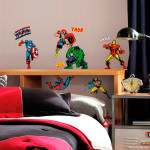 Marvel Classic Superhero Wall Decals