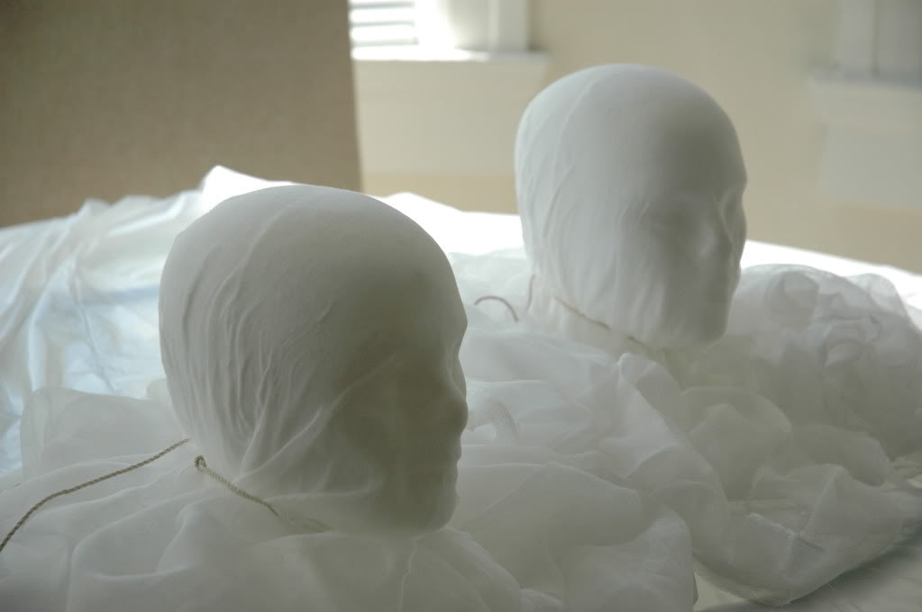 Ghostly Heads