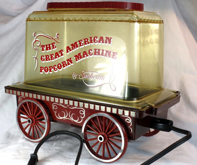 The Great American Popcorn Machine
