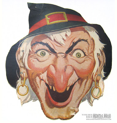 Kellogg's Corn Flakes Witch Mask