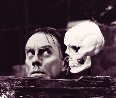 John Zacherle as Roland