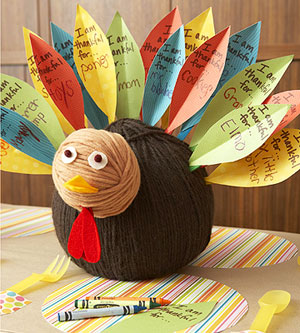 What a Turkey Craft